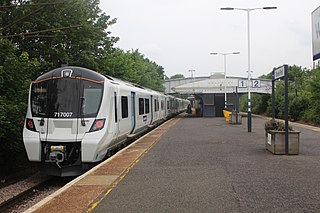 Great Northern Route suburban rail services run on the southern end of Britains East Coast Main Line and associated branches