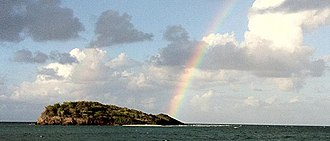 Green Cay National Wildlife Refuge - Image: Green Cay National Wildlife Refuge rainbow