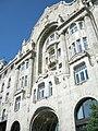 Gresham Palace, facade detail, 2009 BudapestDSCN3531.jpg