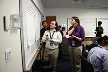 Group activity at Wikipedia in Higher Education Summit 2, 2011-07-07.jpg