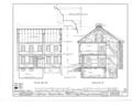 Grumblethorpe Tenant House, 5269 Germantown Avenue, Philadelphia, Philadelphia County, PA HABS PA,51-GERM,24- (sheet 5 of 9).png