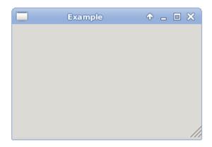 Java-gnome - java-gnome GtkExample