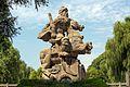 Guan Yu giant statue 2016 Baling Bridge Park.jpg