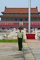 Guard at Tiananmen Square (6647180985).jpg