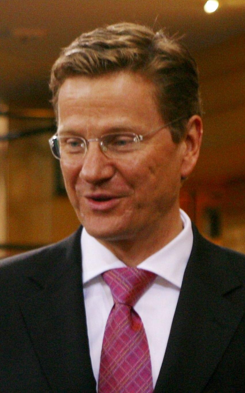 Guido Westerwelle Headshot 2005