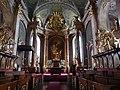 Györ Dom St. Maria Innen Chor 3.JPG