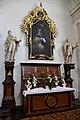 Hódmezővásárhely, belvárosi római katolikus templom Nepomuki Szent János-oltára 2021 01.jpg