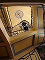 Hôtel Court de Fontmichel Cage d escalier du 17e restauree en 2003.JPG