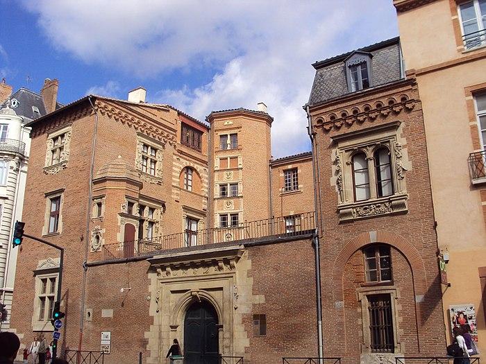 H tel de lasbordes ou du vieux raisin monument - Hotel avec jacuzzi dans la chambre midi pyrenees ...