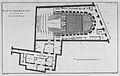 Hôtel des Comédiens du Roi - Plan du premier étage - Architecture françoise Tome2 Livre3 Ch4 Pl2 - Kyoto U.jpg