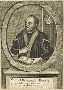 Hermann Bonnus (Quelle: Wikimedia)