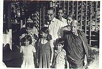 H. R. Janardhana Iyengar and family.jpg