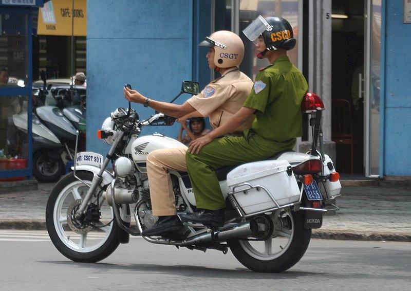 Image:HCMC MotorcyclePolice Jun2005.jpg