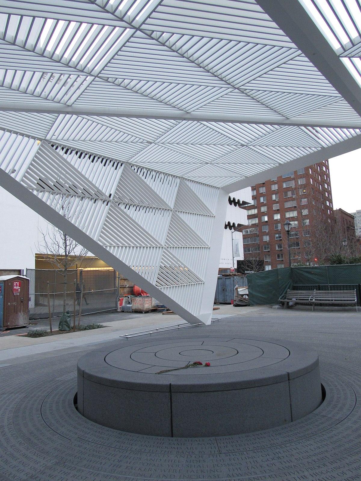 New York City AIDS Memorial - Wikipedia