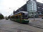 HKL tram line 2 on Mannerheimintie.jpg