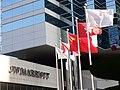 HK 金鐘 Admiralty 香港萬豪酒店 JW Marriott Hotel 棋杆 flagpoles December 2020 SS2 07.jpg