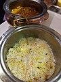 HK 銅鑼灣 Causeway Bay 富豪香港酒店 Regal Hong Kong Hotel restaurant food India Curry Rice August 2018 SSG 02.jpg