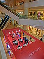 HK Admiralty 太古廣場 Pacific Place mall interior stall booth Estée Lauder Nov-2013.JPG