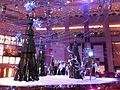 HK Central Landmark Atrium night Xmas tree Nov-2013 003.JPG