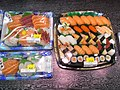 HK Fortress night Wellcome Shop supermarket food Sashimi May-2012.JPG