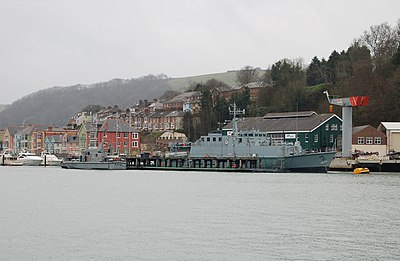 HMS Blazer and Hindostan at Dartmouth.jpg