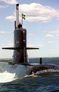 <i>Södermanland</i>-class submarine