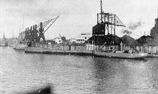 HMS <i>Tetrarch</i> (N77) submarine of the Royal Navy