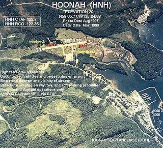 Hoonah Airport