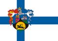 HUN Kozármisleny Flag.png
