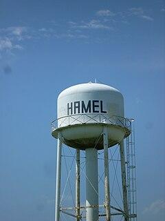 Hamel, Illinois Village in Illinois, United States