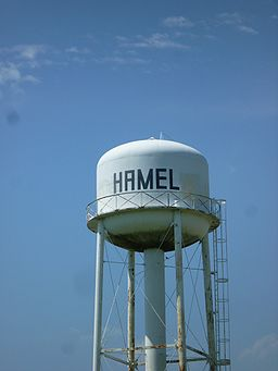 HamelILwatertower.JPG