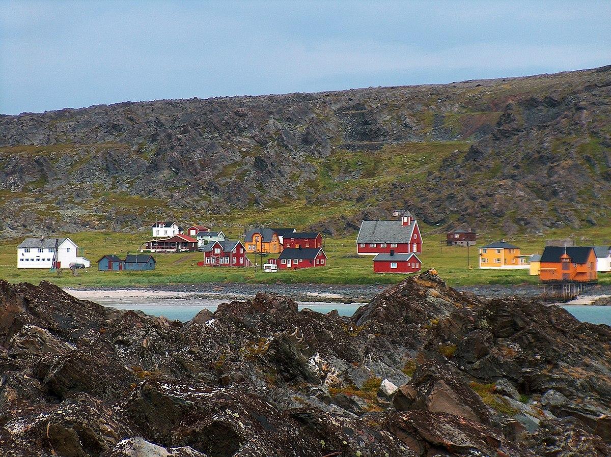 Varanger Peninsula - Wikipedia | 1200 x 898 jpeg 303kB