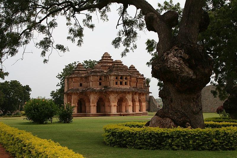 Hampi Royal Area, Vijayanagara Empire, Karnataka.jpg