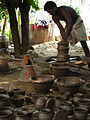 Hand in Hand - clay pot making family enterprise 01 (3976635462).jpg