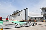 Hangar of JASDF Miho Air Base May 27, 2018 02.jpg