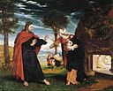 Hans Holbein the Younger - Noli Me Tangere - Google Art Project.jpg