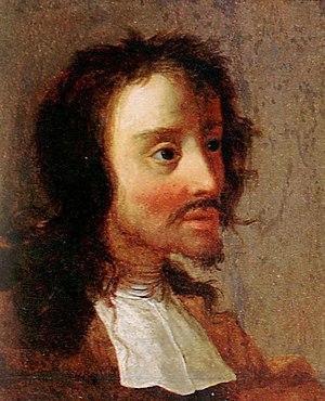 Hans Jakob Christoffel von Grimmelshausen - Grimmelshausen in a 1641 portrait