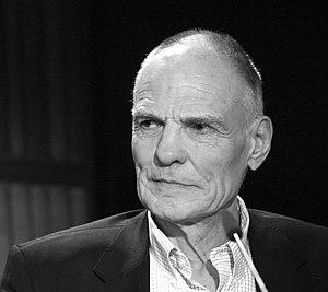 Hans Peter Hallwachs - Hans Peter Hallwachs in 2008.