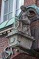 Hansaburg (Hamburg-Hamm).Einfahrt.Skulptur.4.14241.ajb.jpg