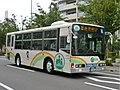 Hanshin Bus 20-126 near JR Tsukaguchi Station.jpg