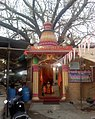 Hanuman and Shani Temple, Mahal, Nagpur - panoramio.jpg