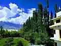 Hargisa Hut Skardu - Balcony View 01.jpg