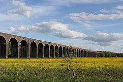 Harringworth Viaduct Northamptonshire, England.JPG
