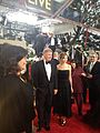 Harrison Ford and Calista Flockhart @ 69th Annual Golden Globes Awards.jpg