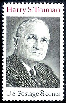Harry S TRuman 1973 Issue-8c