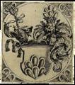 Hartmann 1612, Annales Heremi, Abt Markwart VIII. von Grünenberg.png