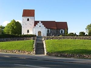 Hasle, Aarhus - Image: Hasle Kirke Århus 2