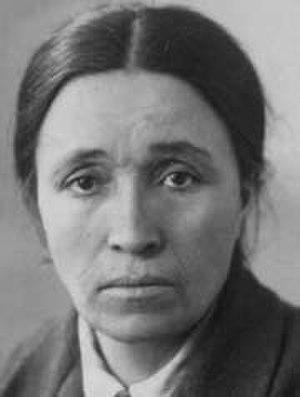 Women in Turkish politics - Hatı Çırpan, one of the first women in the Parliament of Turkey.