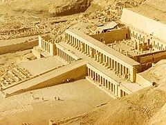 Resultado de imagen de Hipogeos del Valle de los Reyes