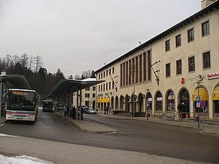 Berchtesgaden Hauptbahnhof
